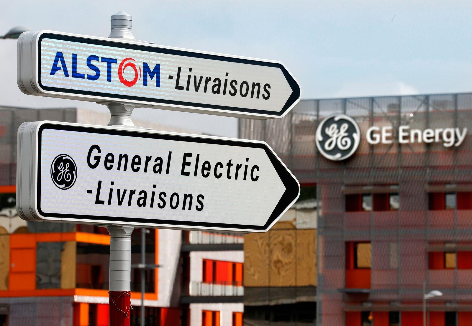 ALSTOM / GE / General Electric