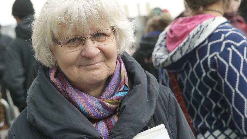 Aktivistin Irmela Mensah-Schramm (Archiv)