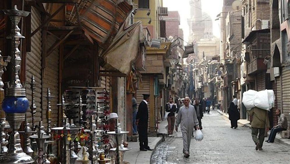 Touristenschwund in Ägypten: Geschlossene Geschäfte, Leere Tische