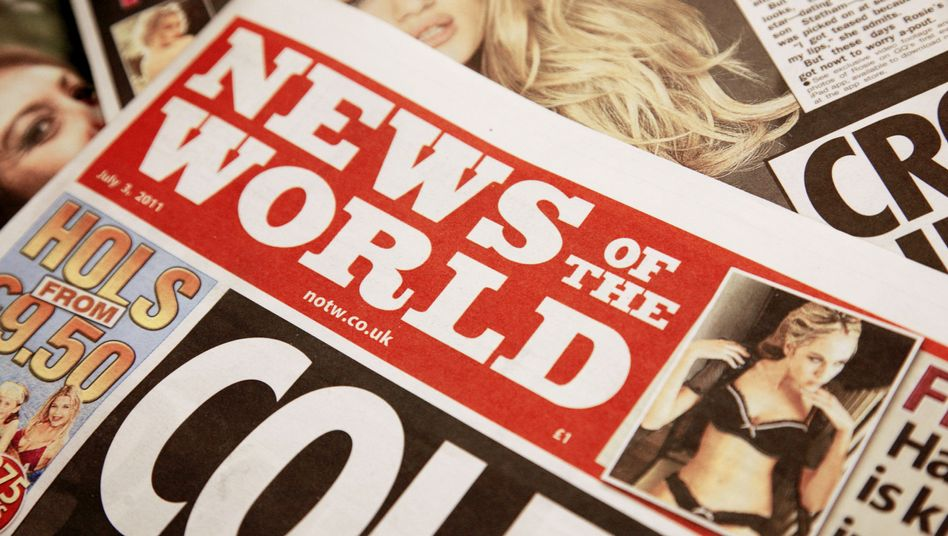 This Sunday will mark the last ever issue of the News of the World.