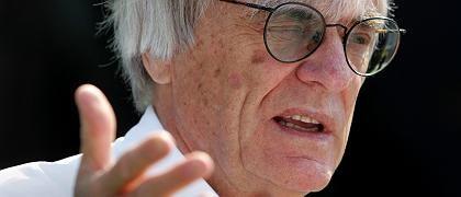 """F1-BossEcclestone: """"Auf Veranstaltungen in den USA nicht angewiesen"""""""