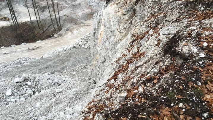 Südharz: Rohstoffstreit im Grenzgebiet