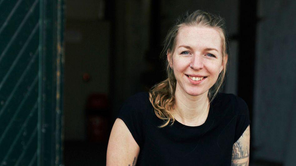 Texterin Luisa Häußer: »Man bekommt nicht alles auf dem Silbertablett serviert«