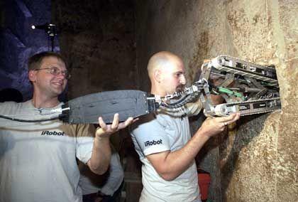 Teilerfolg: Roboter-Eingriff führte zu neuen Rätseln