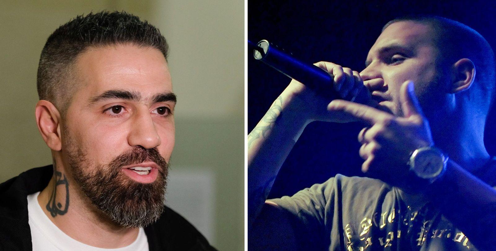 Rapper-Streit zwischen Bushido und Fler vor Gericht