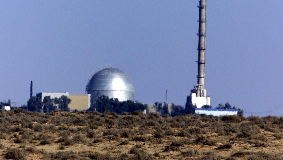 Israelische Nuklearanlage in Dimona: Vorbereitungen für einen Schlag gegen Iran?