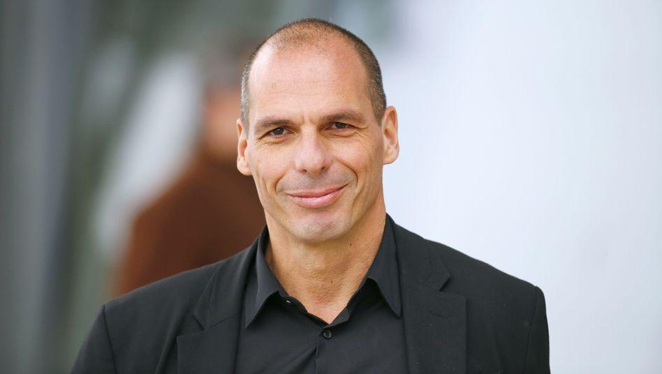 Varoufakis: Sündenbock und willkommene Ablenkung von der Misere des Landes