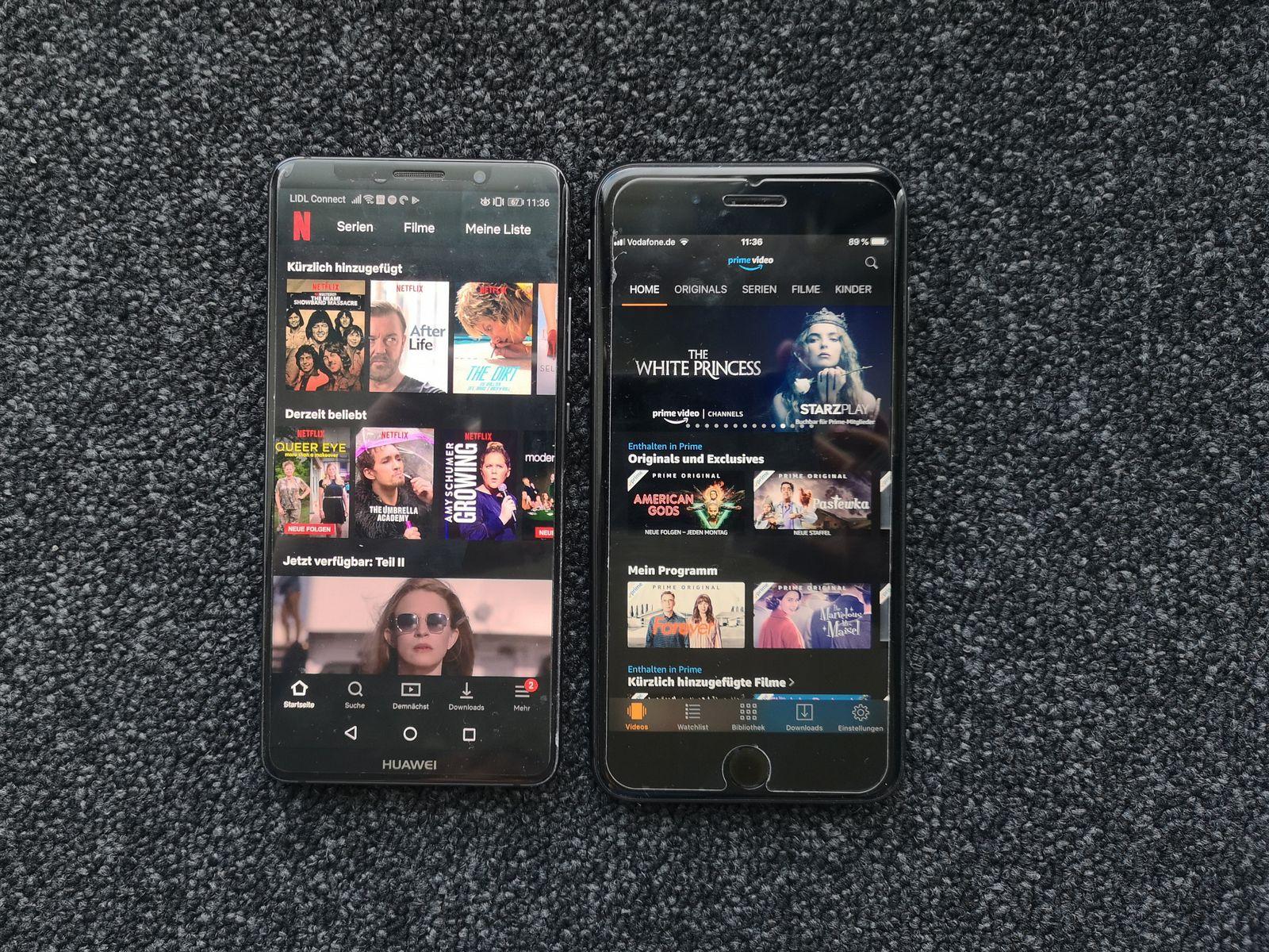 Apple Streaming Dienste
