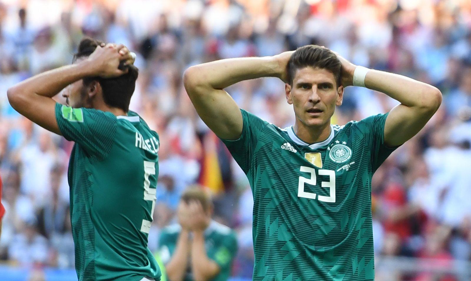 WM 2018 - DieStärke der Anderen