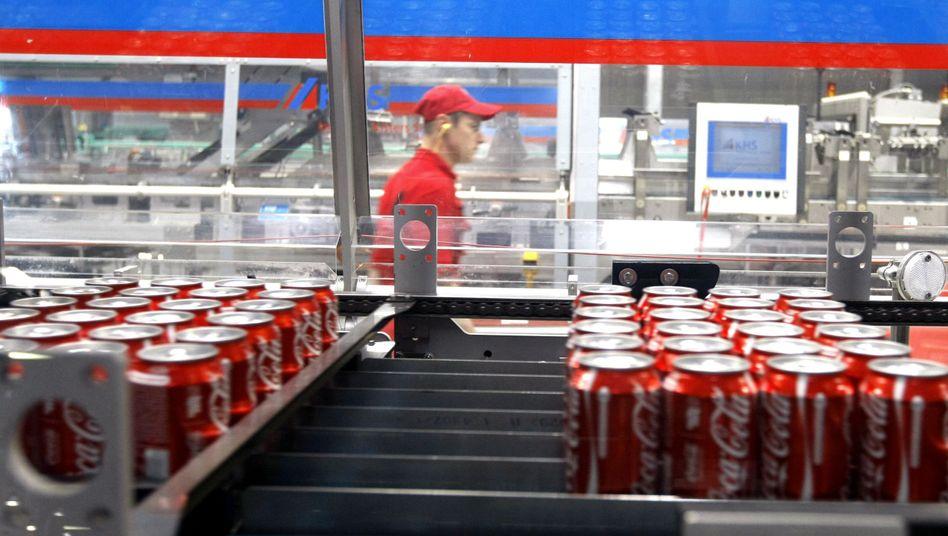 Coca-Cola-Abfüllanlage in Russland: Zu welchem Land gehört die Krim?