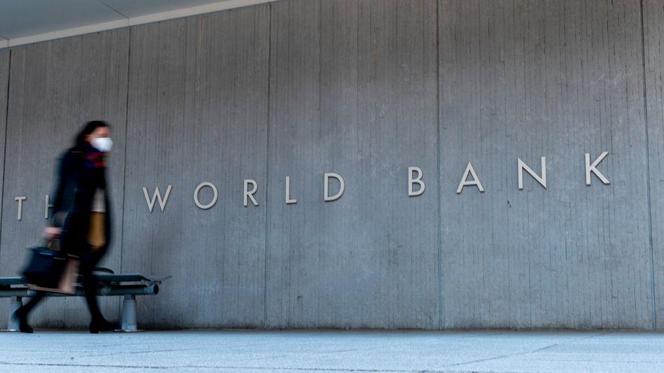 Sitz der Weltbank in Washington: Schwerer Schaden fürs Image