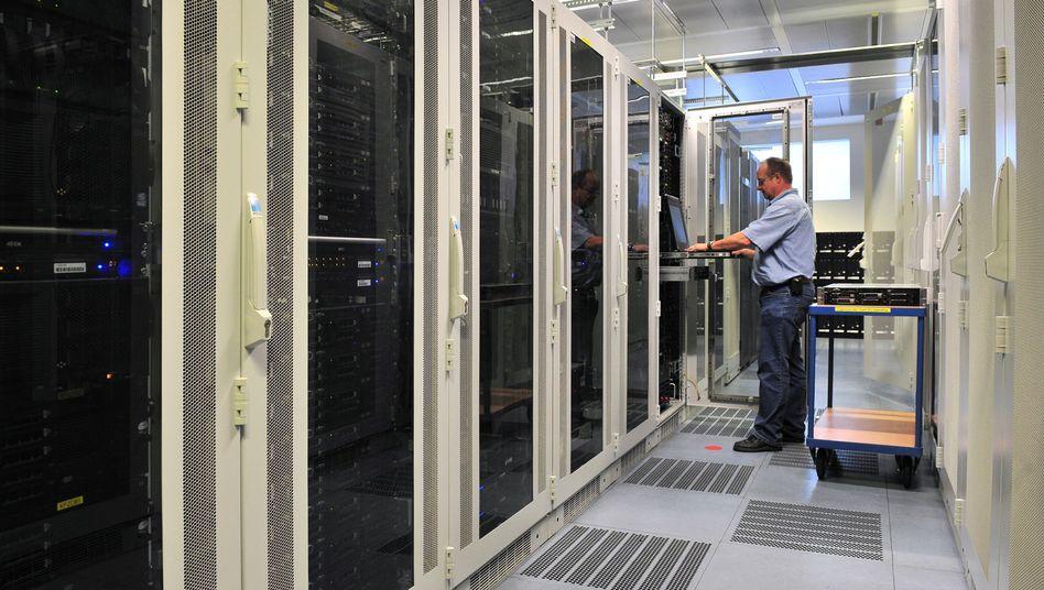 Landesbetrieb Daten und Information in Mainz: Vernetzung der Verwaltung