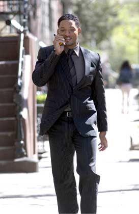 """Will Smith in """"Hitch"""": Soloshow für Hollywoods neuen Frauenheld"""