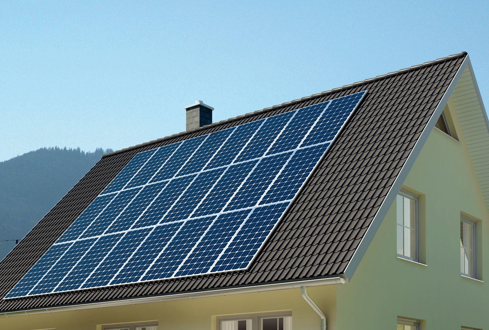 Solarenergie / Photovoltaik-Anlage