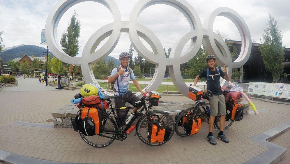 Trio for Rio: Immer die Ringe vor Augen