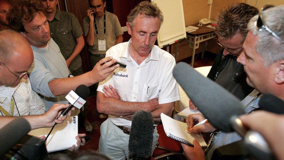 Ex-Rabobank-Teamleiter de Rooij (Archivbild): Wusste über Doping im Team bescheid