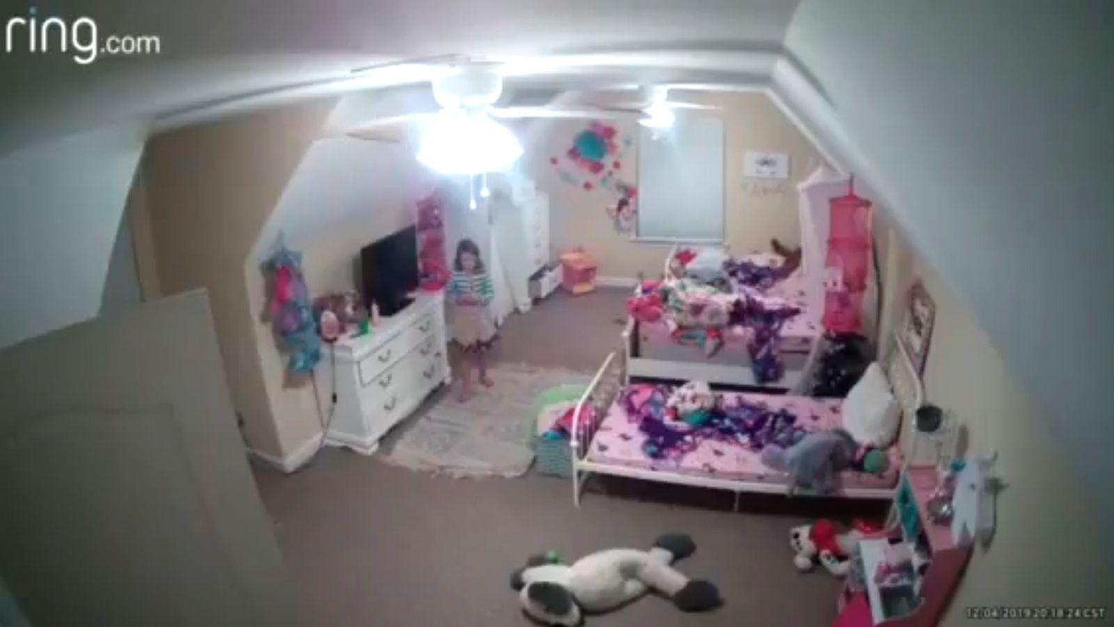 EINMALIGE VERWENDUNG Kamera Kinderzimmer SCREENSHOT NUR ALS ZITAT