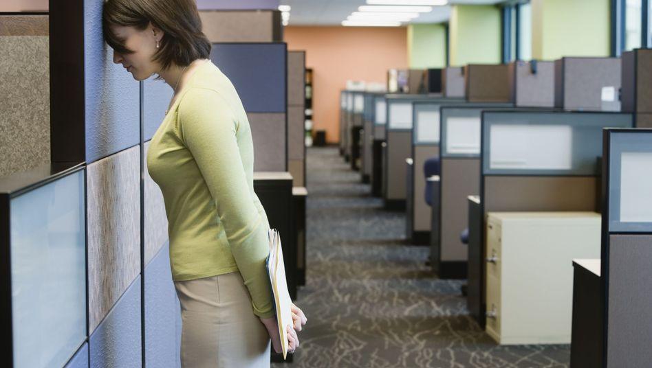 Ich kann nicht mehr: Mitarbeiter von Callcentern entwickeln besonders oft Depressionen