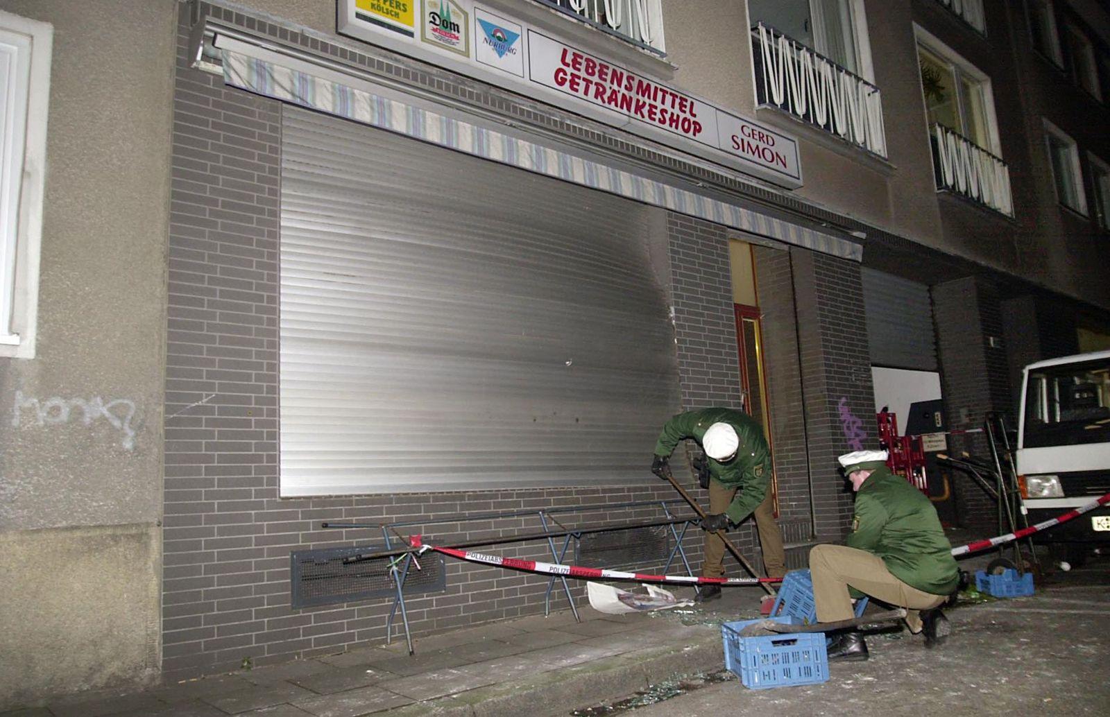 Bombenanschlag Köln 2001