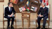 US-Außenminister überraschend in Afghanistan eingetroffen