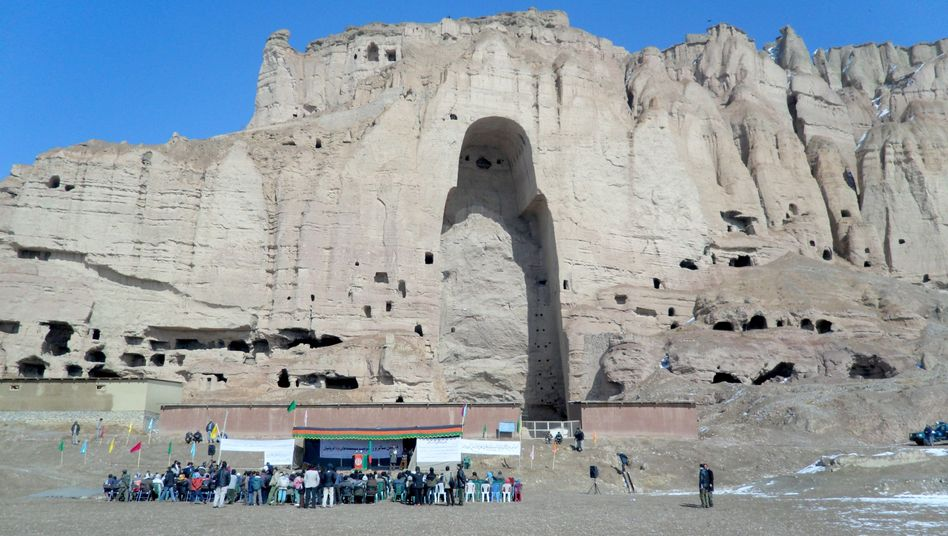 """Bamiyan-Tal in Afghanistan: """"Alte Identität und ihre Traditionen wiederherstellen"""""""
