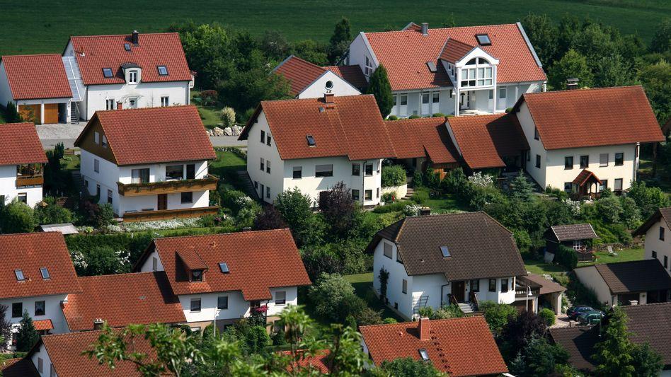 Neubausiedlung (bei Heldburg)