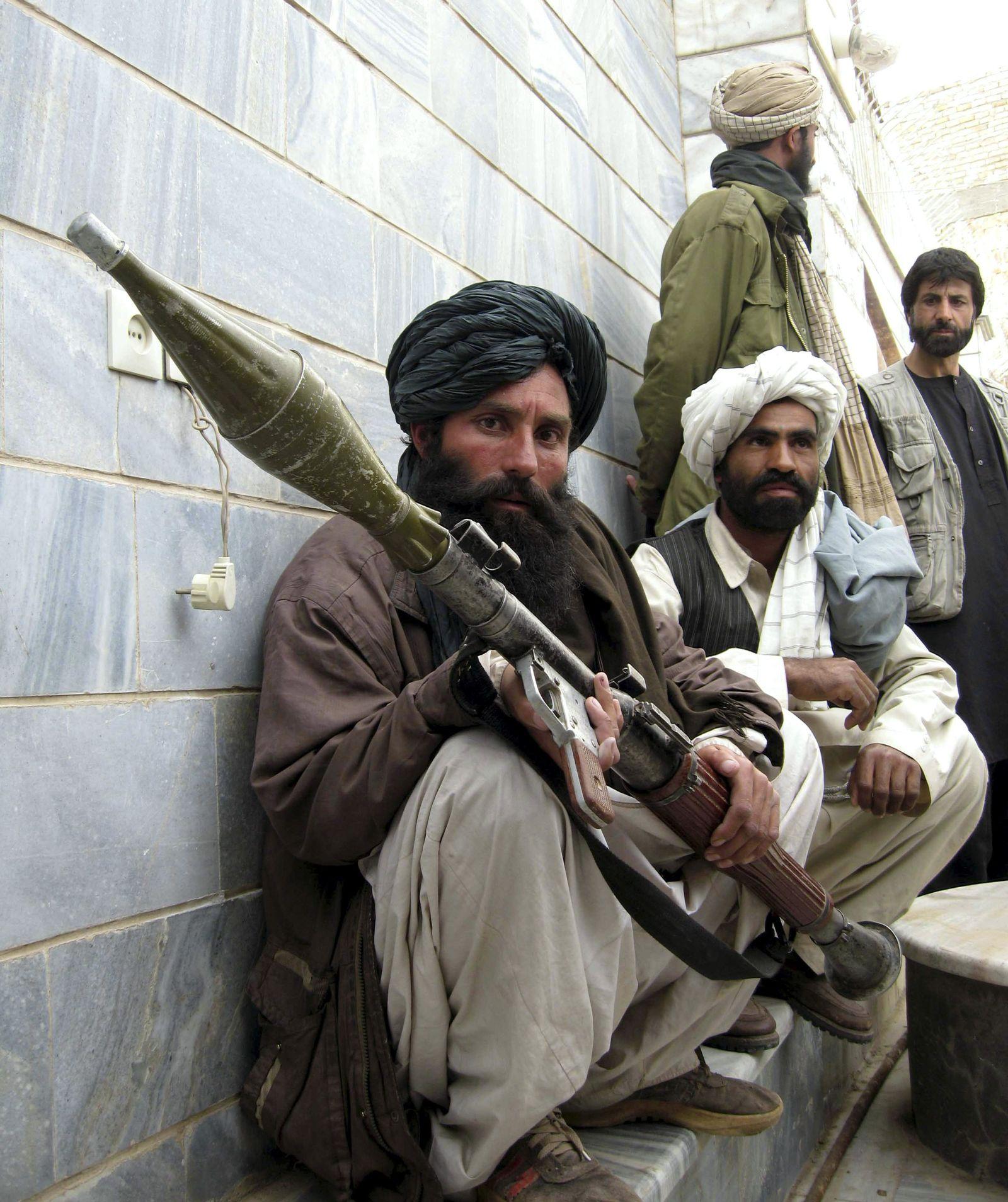Ehemalige Taliban
