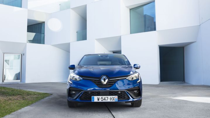 Renault Clio: Schick unterwegs