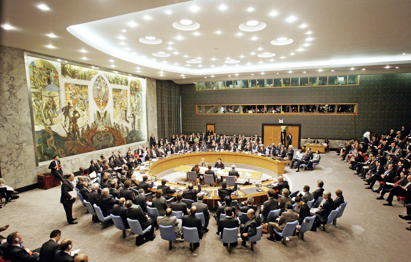 Vereinte Nationen /Sicherheitsrat New York