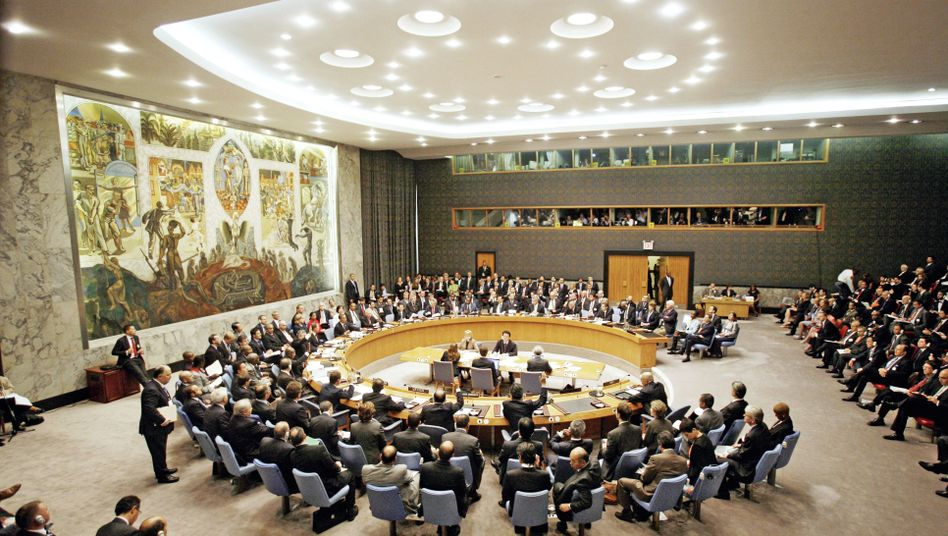 Uno-Sicherheitsrat: Schwieriges Ringen ums Klima