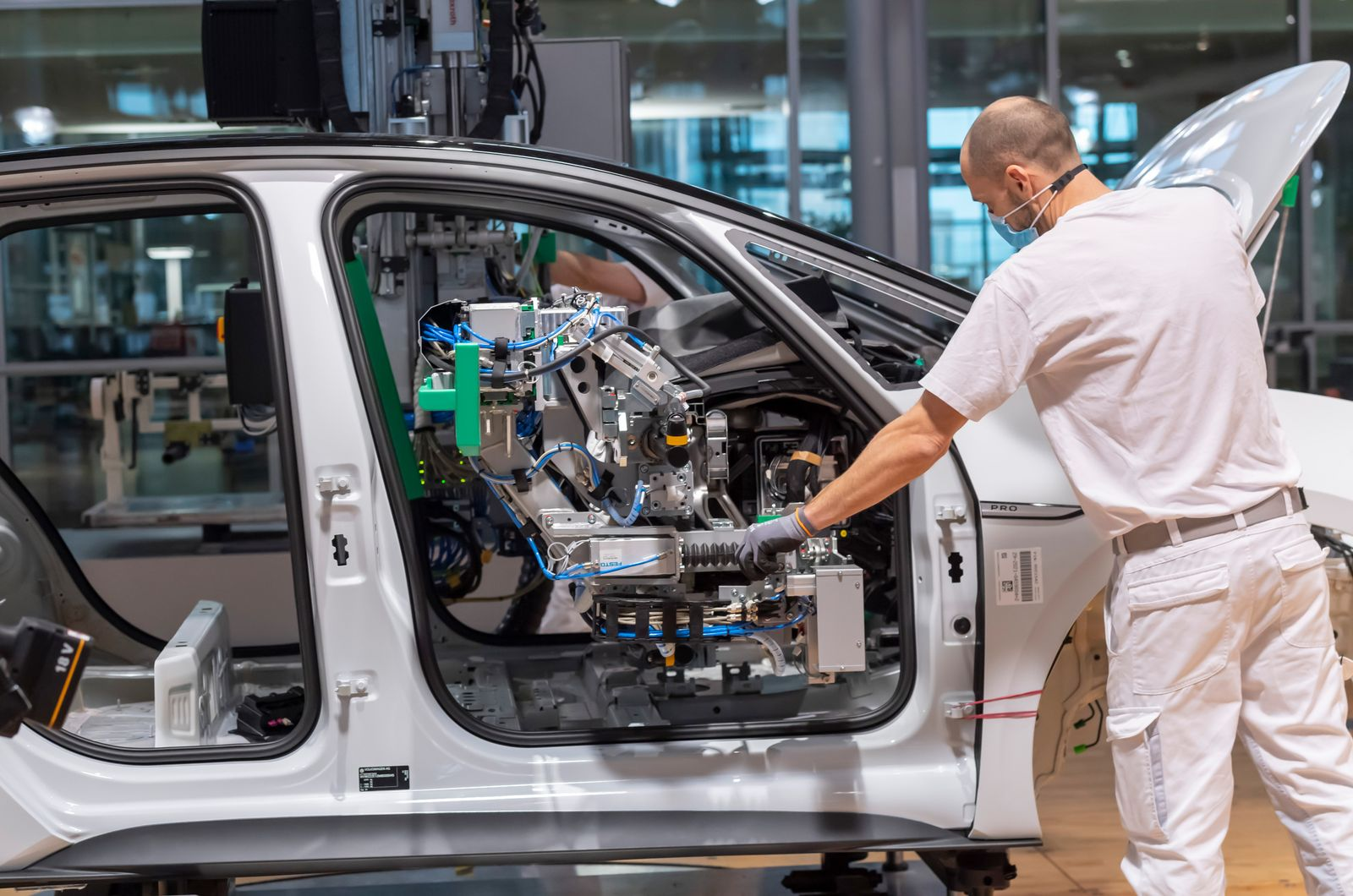 Produktionsstart des VW ID.3