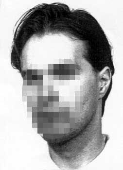 Passfoto des Tatverdächtigen