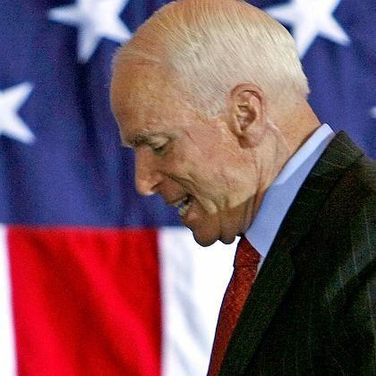 John McCain in South Carolina: Vor acht Jahren scheiterte er hier, jetzt liegt er vorn