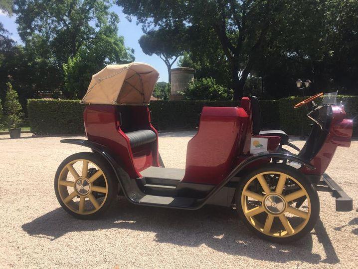 """Elektrofahrzeuge sollen die """"botticelle"""" in Rom ersetzen"""