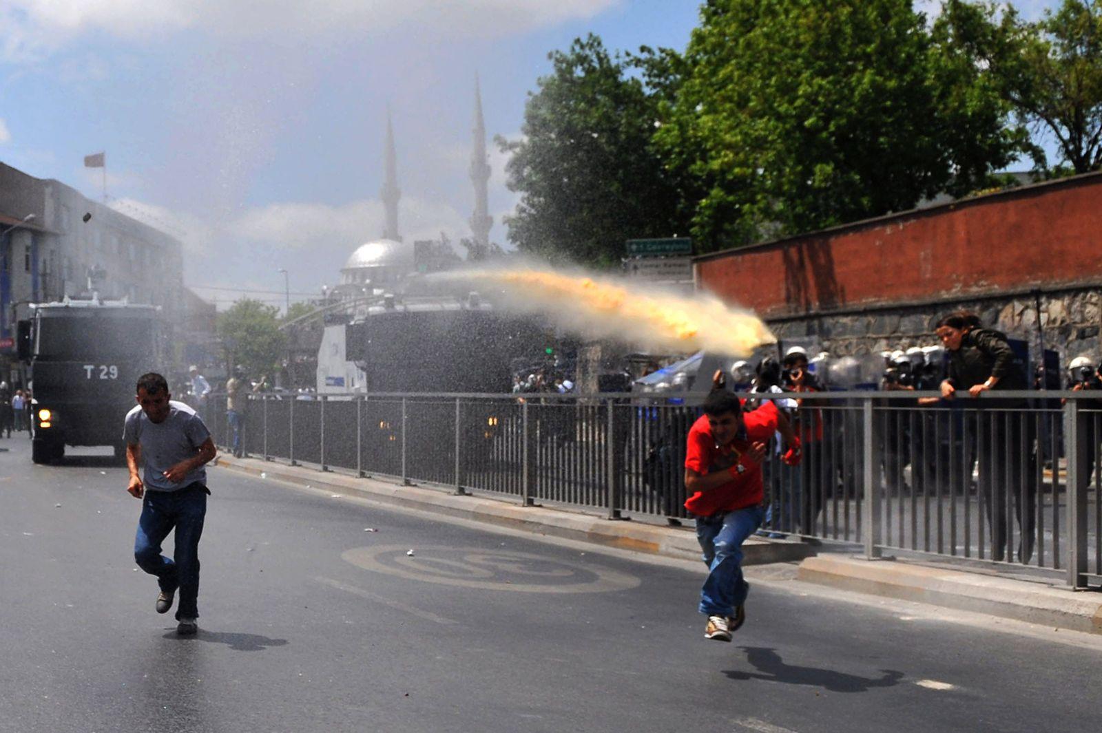 TURKEY-UNREST-POLICE