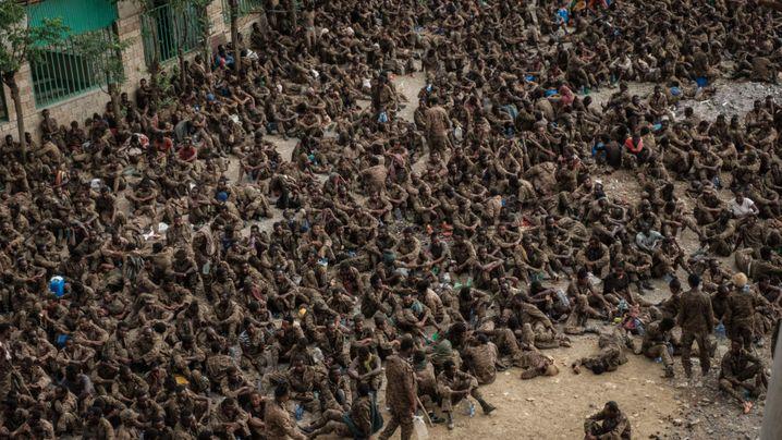 Gefangen in Tigray