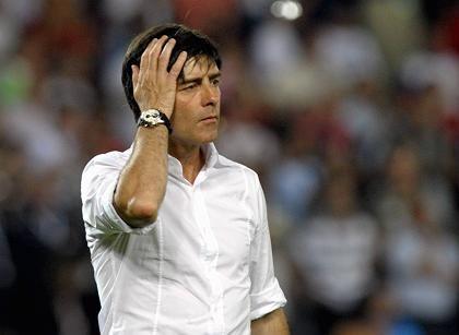 """Bundestrainer Löw: """"Sie hatten die besseren Chancen"""""""