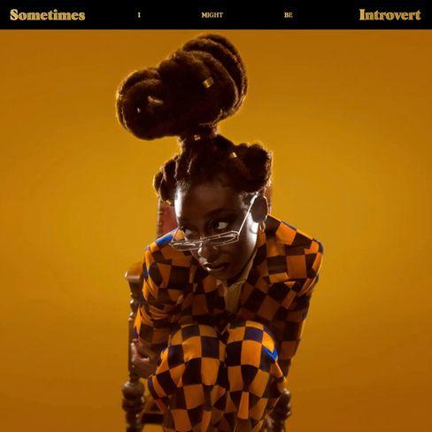 Album-Cover von »Sometimes I Might Be Introvert«
