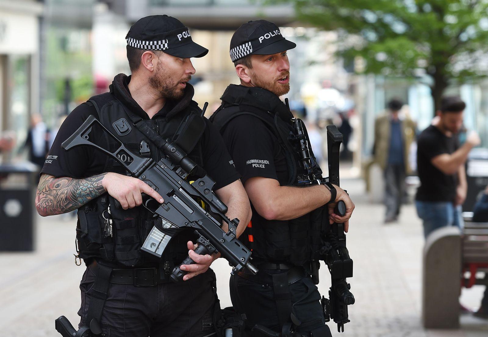 Polizei Manchester
