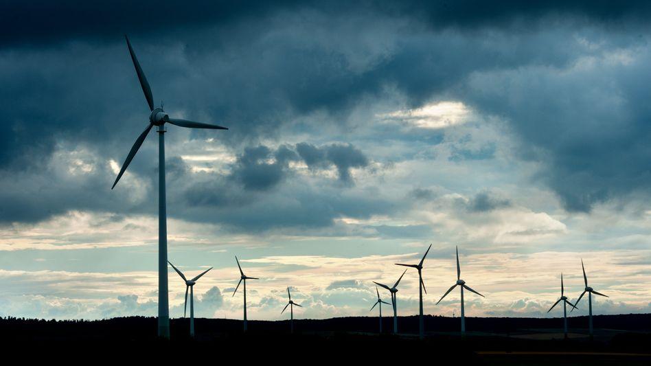 Windräder in Niedersachsen: Viel Strom, wenig Geld