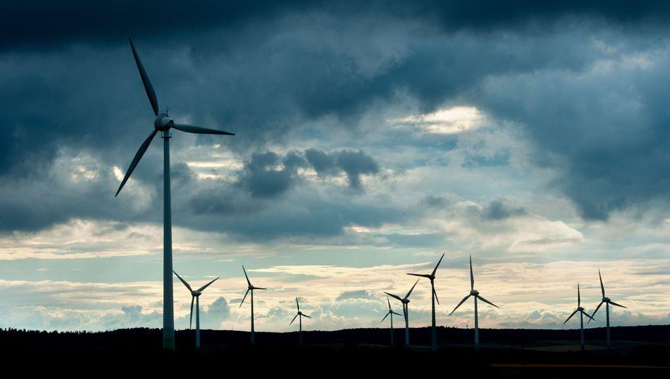 Windräder: Neuer Rekord bei Anträgen für Ökostrom-Rabatte