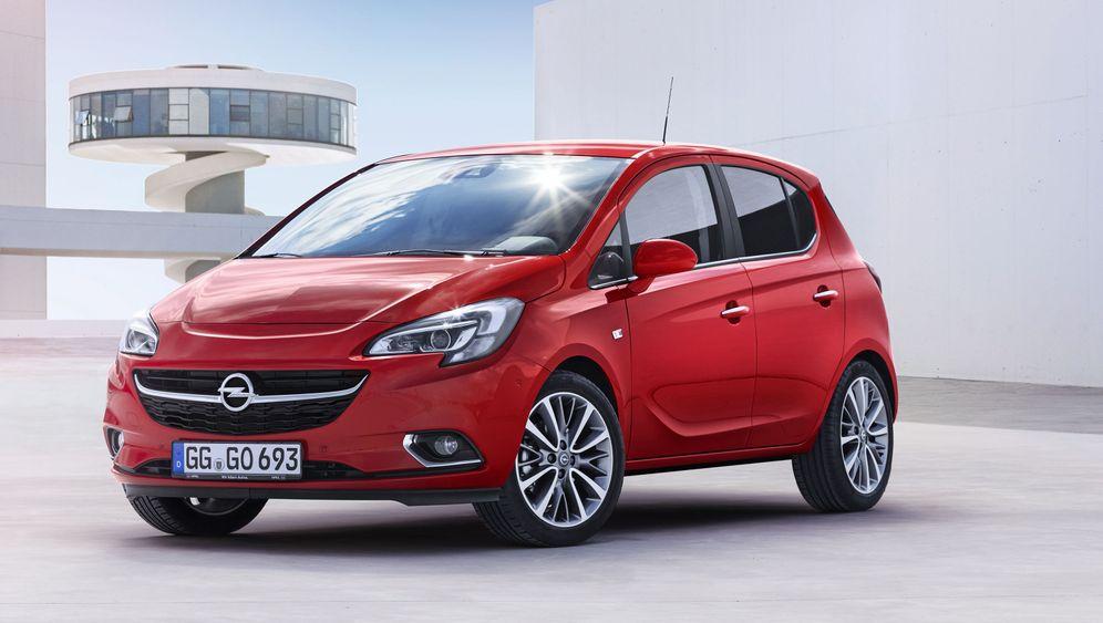 Autogramm Opel Corsa: Kleines Erfolgserlebnis