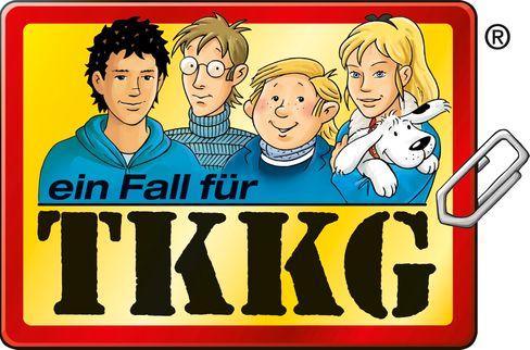 Jetzt auch schon 40: Das Logo der TKKG-Hörspielreihe
