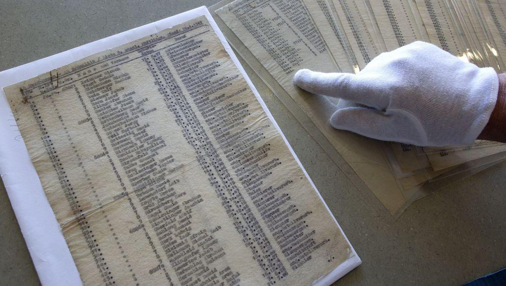 Auktion: Schindlers Liste unterm Online-Hammer