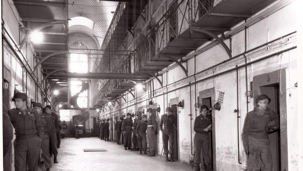 Kriegsverbrechen: Angeklagte in den Nürnberger Prozessen