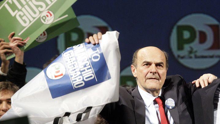 Prognosen: Italien fürchtet Wahl-Patt