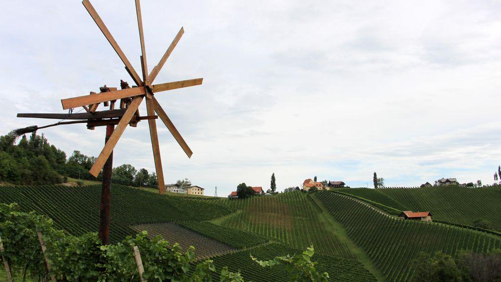 Weinstraßen: Kulinarische Grenzgänger