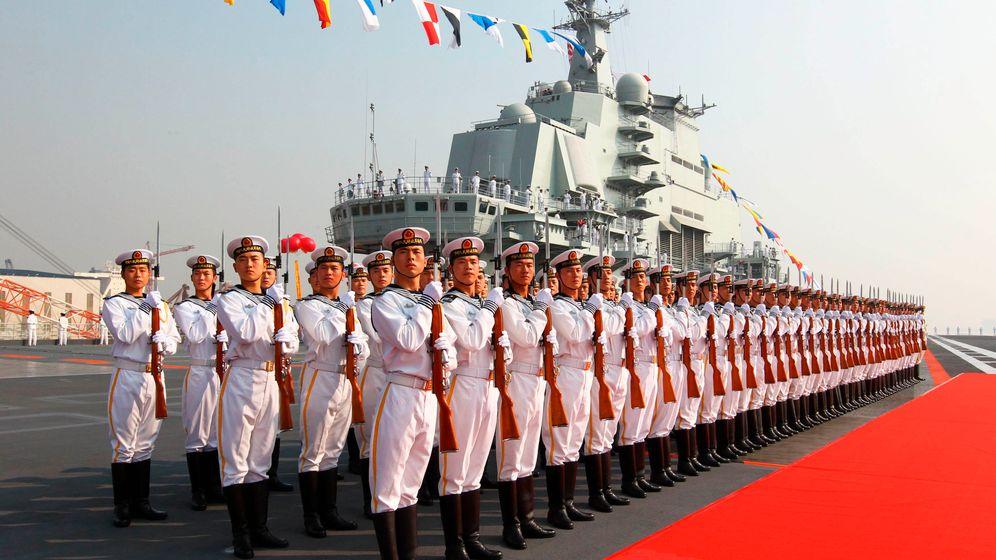 "Flugzeugträger ""Liaoning"": Machtdemonstration im Pazifik"