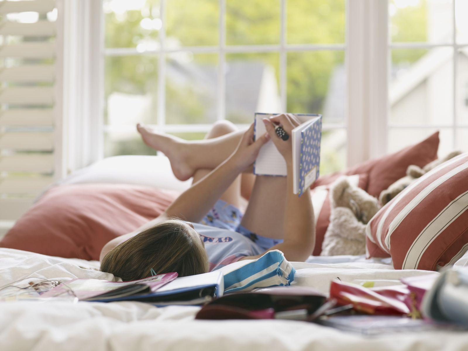 NICHT MEHR VERWENDEN! - Tagebuch schreiben/ Teenager