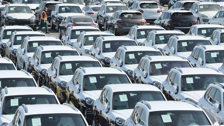 Fabrikneue Porsche-Modelle: Absatz-Rekorde in Japan